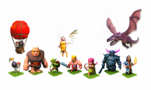 Clash-of-Clans-Troops